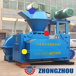Sludge Briquette Machine