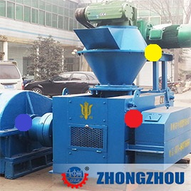 Roller Briquette Machine