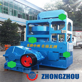 Wet Press Briquette Machine