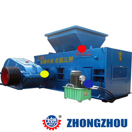Cryolite Briquette Machine